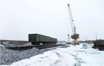 Железнодорожный тупик г. Киров